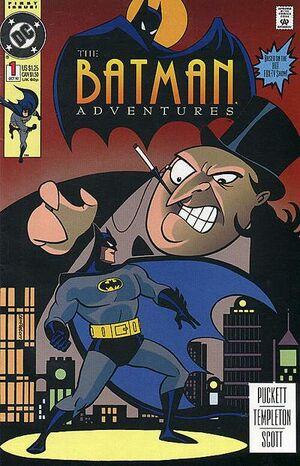 Batman Adventures Vol 1 1