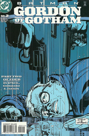 Batman Gordon of Gotham Vol 1 2