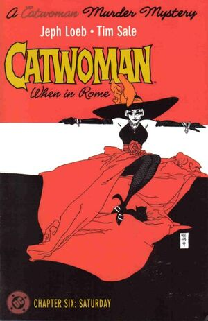 Catwoman When in Rome Vol 1 6