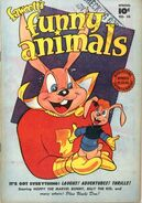 Fawcett's Funny Animals Vol 1 58