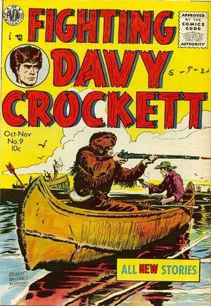 Fighting Davy Crockett Vol 1 9