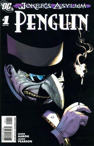 Joker's Asylum Penguin Vol 1 1