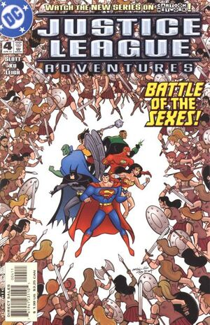 Justice League Adventures Vol 1 4