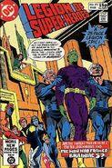 Legion of Super-Heroes Vol 2 273