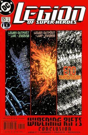 Legion of Super-Heroes Vol 4 125