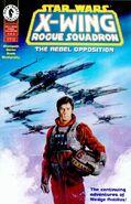 Star Wars X-Wing Rogue Squadron Vol 1 1