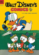 Walt Disney's Comics and Stories Vol 1 168