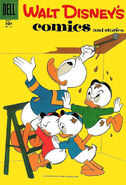 Walt Disney's Comics and Stories Vol 1 212