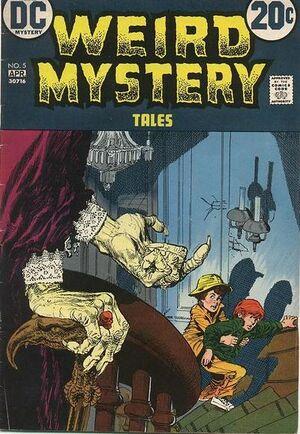 Weird Mystery Tales Vol 1 5