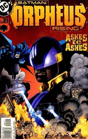 Batman Orpheus Rising Vol 1 5
