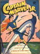 Captain Marvel, Jr. Vol 1 48