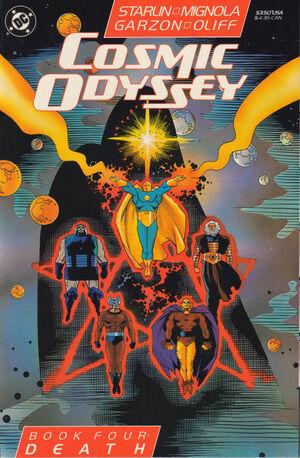 Cosmic Odyssey Vol 1 4