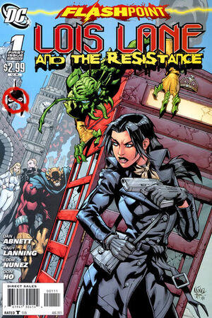 Flashpoint Lois Lane and the Resistance Vol 1 1