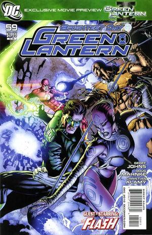 Green Lantern Vol 4 59