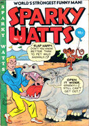 Sparky Watts Vol 1 7