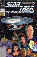 Star Trek The Next Generation Vol 2 1