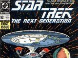 Star Trek: The Next Generation Vol 2 1