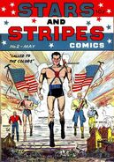 Stars and Stripes Comics Vol 1 2
