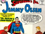 Superman's Pal, Jimmy Olsen Vol 1 27