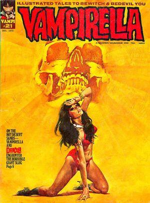 Vampirella Vol 1 21