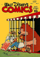 Walt Disney's Comics and Stories Vol 1 81