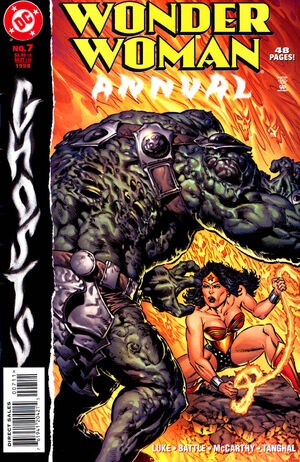Wonder Woman Annual Vol 2 7