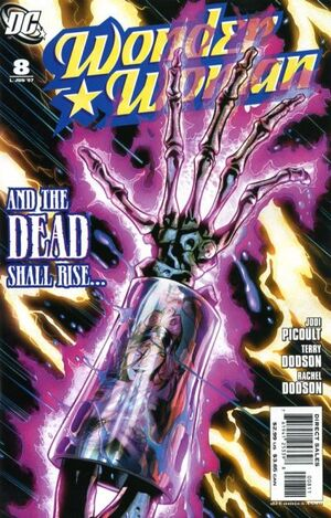 Wonder Woman Vol 3 8