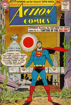 Action Comics Vol 1 300