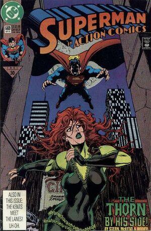 Action Comics Vol 1 669