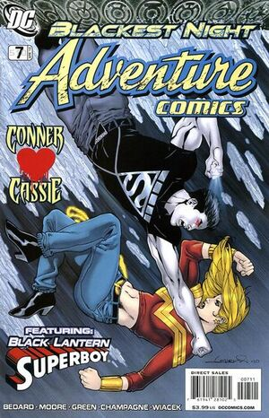 Adventure Comics Vol 2 7