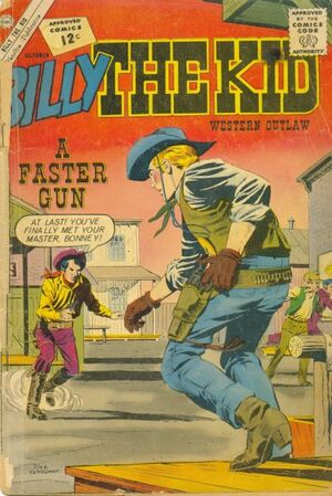 Billy the Kid Vol 1 36