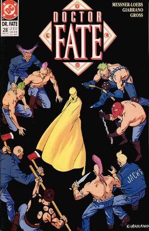 Doctor Fate Vol 2 28
