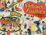 Famous Funnies – A Carnival of Comics Vol 1