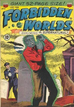 Forbidden Worlds Vol 1 4