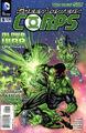 Green Lantern Corps Vol 3 9