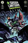 Green Lantern vs. Aliens Vol 1 2