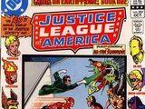 Justice League of America Vol 1 207