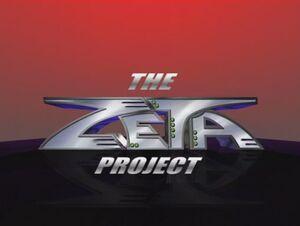 The Zeta Project series logo