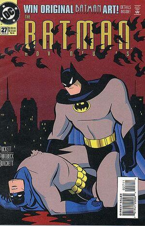 Batman Adventures Vol 1 27