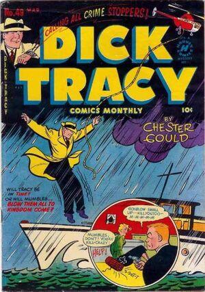 Dick Tracy Vol 1 49