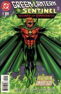 Green Lantern Sentinel Heart of Darkness Vol 1 2