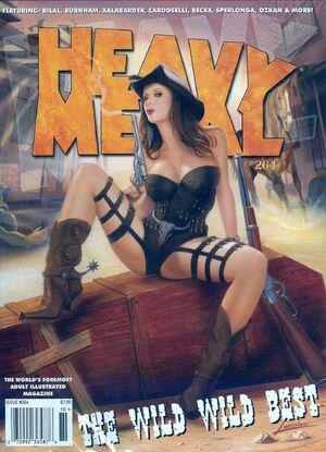 Heavy Metal Vol 1 264
