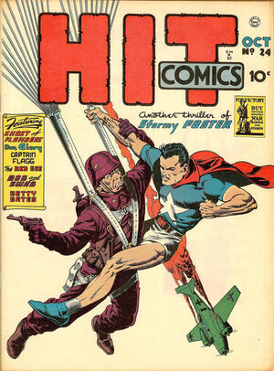 Hit Comics Vol 1 24