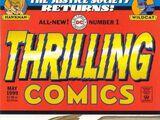 JSA Returns: Thrilling Comics Vol 1 1