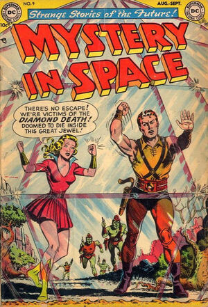 Mystery in Space Vol 1 9