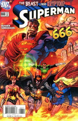 Superman Vol 1 666