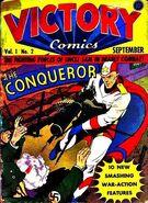 Victory Comics Vol 1 2