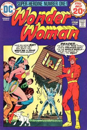Wonder Woman Vol 1 213