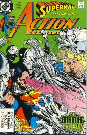 Action Comics Vol 1 648