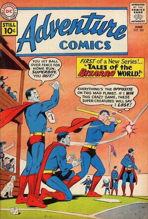 Adventure Comics Vol 1 285